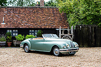 Jean's Green 1949 Bristol 402 expected to sell for £200,000.