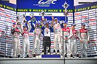 6 HOURS AT SHANGHAI (CHN) ROUND 8 FIA WEC 2012