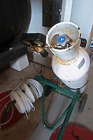 micro-oxygenation device adega cooperativa de borba alentejo portugal