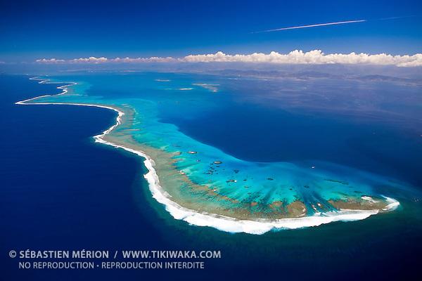 Récif Mbere et Passe de Dumbéa, Nouvelle-Calédonie