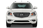 Straight front view of a   2013 Buick Enclave