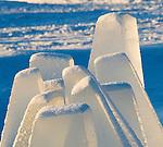columns of ice