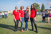 Cross Country Press Conference. 2018 GBR-Land Rover Burghley Horse Trials CCI4*. Saturday 1 September. Copyright Photo: Libby Law Photography