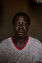 """Uganda - Palorinya Refugee Settlement - Alice Kideu Wani Kaya, 62, is a South Sudanese refugee who arrived in Palorinya on February 2017. She is now fostering five orphans, raising them along her own 10-year-old child. """"As we were fleeing South Sudan together I was really worried. We had neither food, nor shelter and I kept on asking myself 'What am I going to do with these children?'. During the first months here we really suffered together. It unified us, binding us into a family"""", she says."""