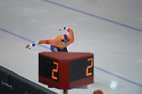 SPEEDSKATING: Calgary, The Olympic Oval, 08-02-2020, ISU World Cup Speed Skating, 1000m Men Division B, Koen Verweij (NED), ©foto Martin de Jong