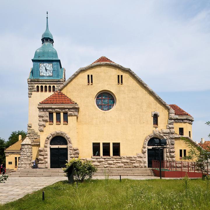 Protestant Church, Qingdao (Tsingtao).