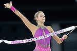Commonwealth Games Rhythmic Gymnastics Individual Finals 25.7.14 . Photos by Alan Edwards.
