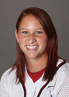 STANFORD, CA - OCTOBER 29:  Rosey Neill of the Stanford Cardinal softball team poses for a headshot on October 29, 2009 in Stanford, California.