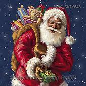 Marcello, CHRISTMAS SANTA, SNOWMAN, WEIHNACHTSMÄNNER, SCHNEEMÄNNER, PAPÁ NOEL, MUÑECOS DE NIEVE, paintings+++++,ITMCXM1495A,#x# ,Afro American