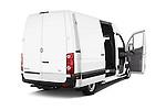 Car images of 2014 Volkswagen CRAFTER 2.0TDI 4 Door Cargo Van Doors