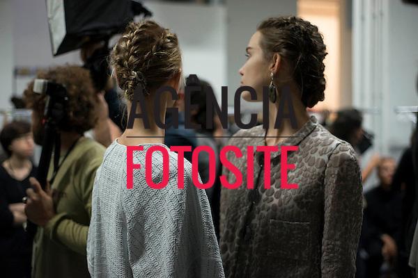 Milao, Itália '09/2014 - Desfile de Giorgio Armani durante a Semana de moda de Milao  -  Verao 2015. <br /> <br /> Foto: FOTOSITE