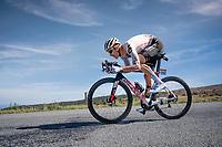 Niklas Arndt (DEU/Sunweb) descending the Col du Béal<br /> <br /> Stage 14 from Clermont-Ferrand to Lyon (194km)<br /> <br /> 107th Tour de France 2020 (2.UWT)<br /> (the 'postponed edition' held in september)<br /> <br /> ©kramon