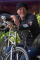 Gary Fisher..Fairfax , California ..April 2006.. pic copyright Steve Behr / Stockfile