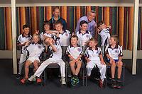 Year 3 Harriers. Eastern Suburbs Cricket Club junior team photos at Easts Cricket clubrooms, Kilbirnie, Wellington, New Zealand on Monday, 6 March 2017. Photo: Dave Lintott / lintottphoto.co.nz