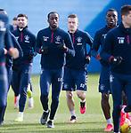 03.03.2020 Rangers training: Glen Kamara