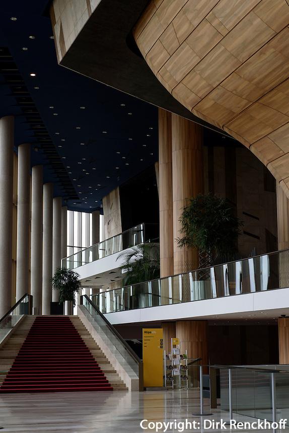Palast der Künste, Müvészetek Palotája, Komor Marcell u.1, Budapest, Ungarn