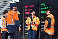 CentrePort in Wellington, New Zealand on Wednesday, 15 September 2021. Photo: Dave Lintott / lintottphoto.co.nz