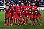 Nasaf vs Al Ahli during the 2015 AFC Champions League Group D match on April 07, 2015 at the Karshi Central Stadium in Karshi, Uzbekistan. Photo by Anvar Ilyasov / World Sport Group