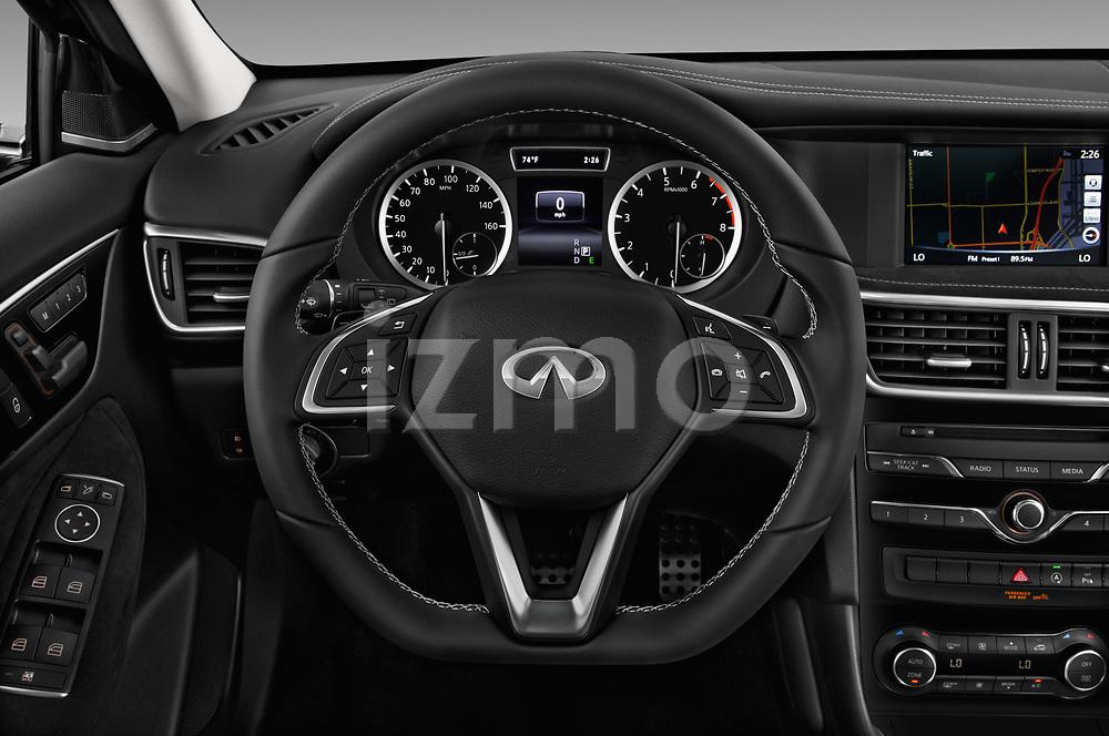 2017 Infiniti QX30 Sport 2.0L 5 Door SUV