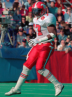 Ken Ford Calgary Stampeders. Photo Scott Grant