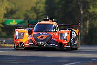 #16 G DRIVE RACING BY ALGARVE (RUS) ORECA 07 GIBSON LMP2 RYAN CULLEN (GBR) OLIVIER JARVIS (GBR) P NICHOLAS TANDY (GBR)