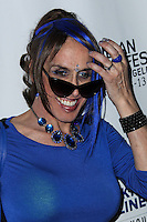 """HOLLYWOOD, LOS ANGELES, CA, USA - APRIL 08: Alexis Arquette at the Indian Film Festival Of Los Angeles 2014 - Opening Night Screening Of """"Sold"""" held at ArcLight Cinemas on April 8, 2014 in Hollywood, Los Angeles, California, United States. (Photo by Xavier Collin/Celebrity Monitor)"""
