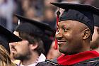 May 17, 2014; Graduate School Commencement ceremony, 2014. Photo by Matt Cashore/University of Notre Dame