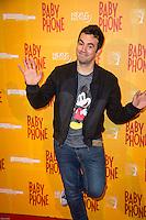 Alex Goude ‡ l'avant premiËre du film BABY PHONE ‡ l'UGC Normandie ‡ Paris le 20 fÈvrier 2017 # PREMIERE DU FILM 'BABY PHONE' A PARIS