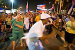 Fidel Castro Cedes Power