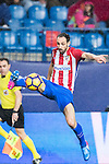Juan Francisco Torres Belen, Juanfran, of Atletico de Madrid in action during their La Liga match between Atletico de Madrid and Deportivo Leganes at the Vicente Calderón Stadium on 04 February 2017 in Madrid, Spain. Photo by Diego Gonzalez Souto / Power Sport Images