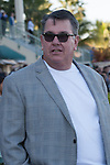 Tom Proctor at Gulfstream Park. Scenes from Florida Sunshine Millions day at Gulfstream Park, Hallandale Beach Florida. 01-18-2014