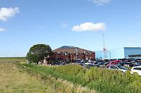 Flughafen von Harle - Wangerooge 20.07.2020: Flug nach Wangerooge