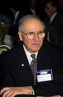 Montreal (Qc) Canada  file Photo - 1995- Uliric Blackburn<br /> , Mayor of Chicoutimi and President, Union Des Municipalites du Quebec