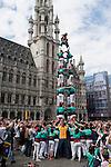140608: Castells Brussel·les