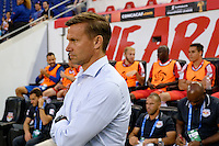 Harrison, NJ - Wednesday Aug. 03, 2016: Jesse Marsch during a CONCACAF Champions League match between the New York Red Bulls and Antigua at Red Bull Arena.