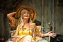 London, UK. 06.01.2016. Grey Gardens, produced by Danielle Tarento and directed by Thom Southerland, the award-winning team behind Grand Hotel, Titanic, Parade and Mack & Mabel, will open for a 6-week season in The Large at Southwark Playhouse on Saturday 2 January and runs to Saturday 6 February. Picture shows: Sheila Hancock (Edith Bouvier Beale). Photograph © Jane Hobson.