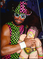 Randy Macho Man Savage 1991                                                      Photo By John Barrett/PHOTOlink