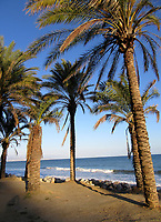 Views around Torremolinos, Costa del Sol, Spain on January 9th 2020<br /> <br /> Photo by Keith Mayhew