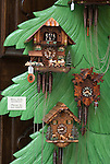 Germany: original Schneider's cuckoo clocks | Deutschland: original Schneider Kuckucksuhren