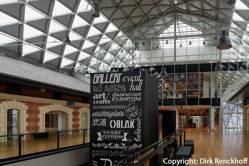Eventcenter Bálna Budapest am Fövám tér11-12,  Budapest, Ungarn