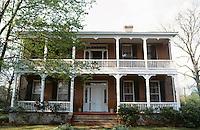 Oxford:  O. A. Shaw House, 1848.  1701 Jackson.  Note: a brick house.