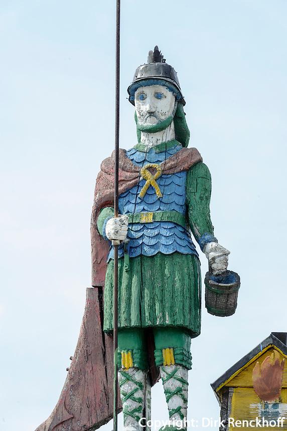 St. Florian, Litauisches ethnografisches Freilichtmuseum (Liaudiesbuities muziejus)  bei Kaunas, Litauen, Europa