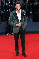 Mariano Di Vaglio attends the red carpet for the premiere of the movie 'The Danish Girl' during 72nd Venice Film Festival at Palazzo Del Cinema in Venice, Italy, September 5.<br /> UPDATE IMAGES PRESS/Stephen Richie