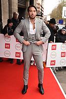 James Lock<br /> arriving for theTRIC Awards 2020 at the Grosvenor House Hotel, London.<br /> <br /> ©Ash Knotek  D3561 10/03/2020