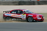 Round 6 of the 2006 British Touring Car Championship. #17 Eoin Murray (IRL). Quest Racing. Alfa Romeo 156.