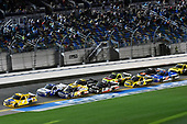 NASCAR Camping World Truck Series<br /> NextEra Energy Resources 250<br /> Daytona International Speedway, Daytona Beach, FL USA<br /> Friday 16 February 2018<br /> David Gilliland, Kyle Busch Motorsports, Pedigree Toyota Tundra<br /> World Copyright: Nigel Kinrade<br /> LAT Images
