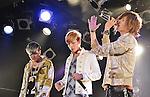 MIB, Jun 24, 2013 : SIMS, 5Zic, MIB, Tokyo, Japan, June 24, 2013 : Kang Nam , Korean Hip hop quartet MIB performs during their showcase in Tokyo, Japan, on June 24, 2013.