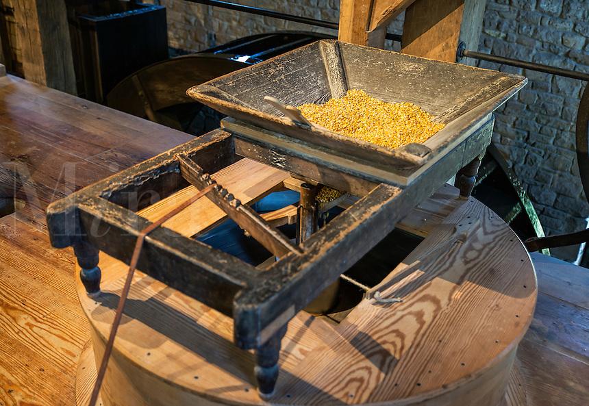 George Washington Gristmill and Distillery, Mt Vernon, Virginia, USA