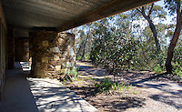 Photos of the Boyd Baker House in Long Forest Road, Bacchus Marsh, Victoria
