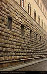 Rusticated Renaissance Walls Palazzo Medici-Ricardi Michelozzo Florence